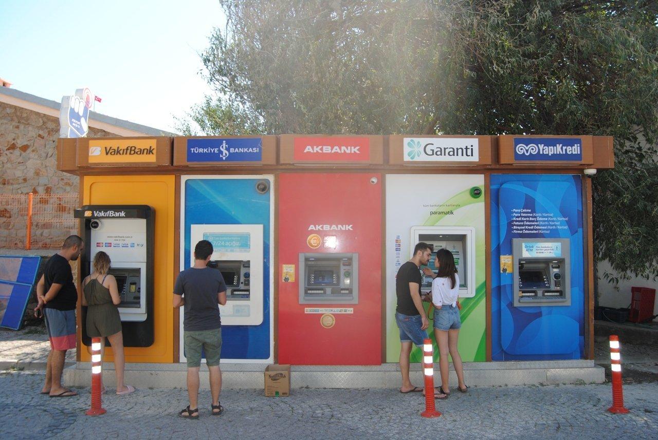 Bozcaada Bankamatikleri