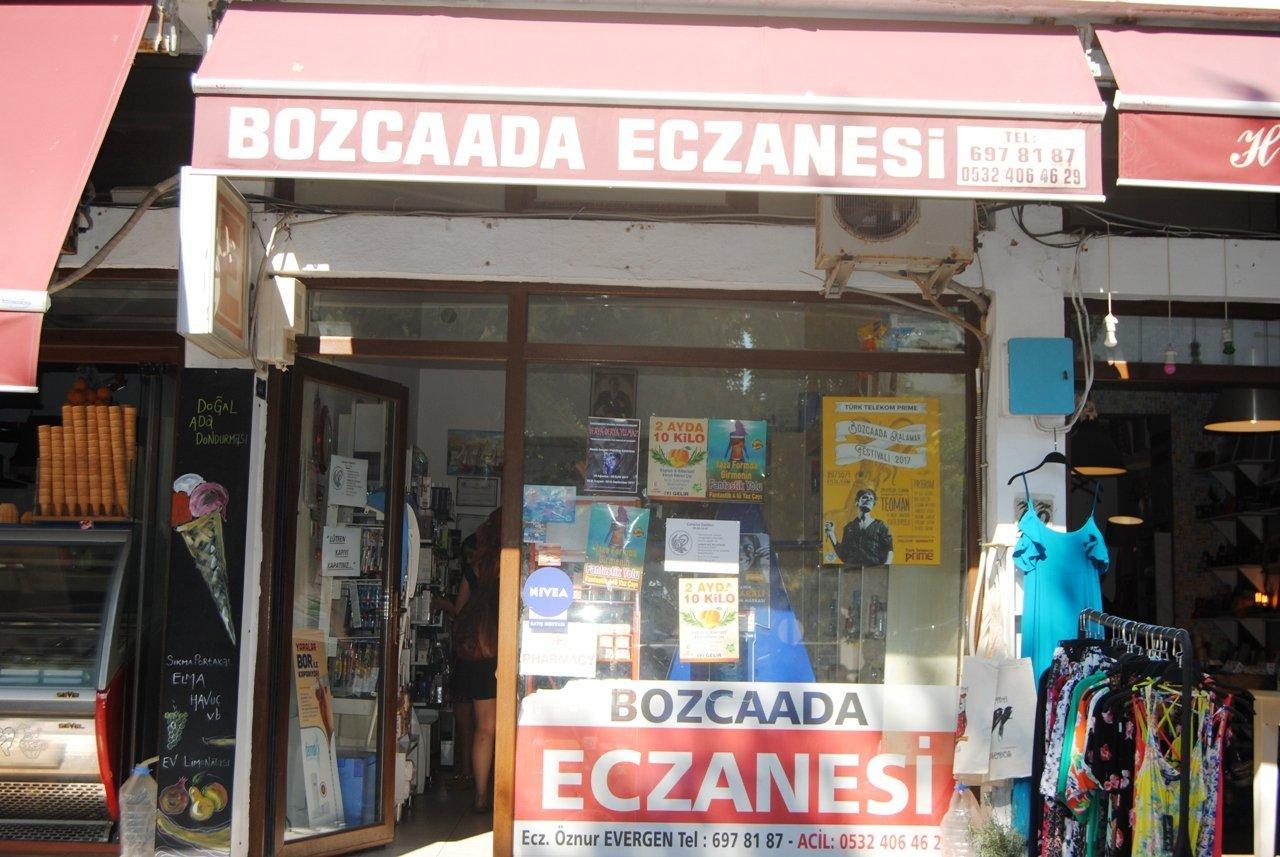 Bozcaada Eczanesi(Nöbetçi Eczane)