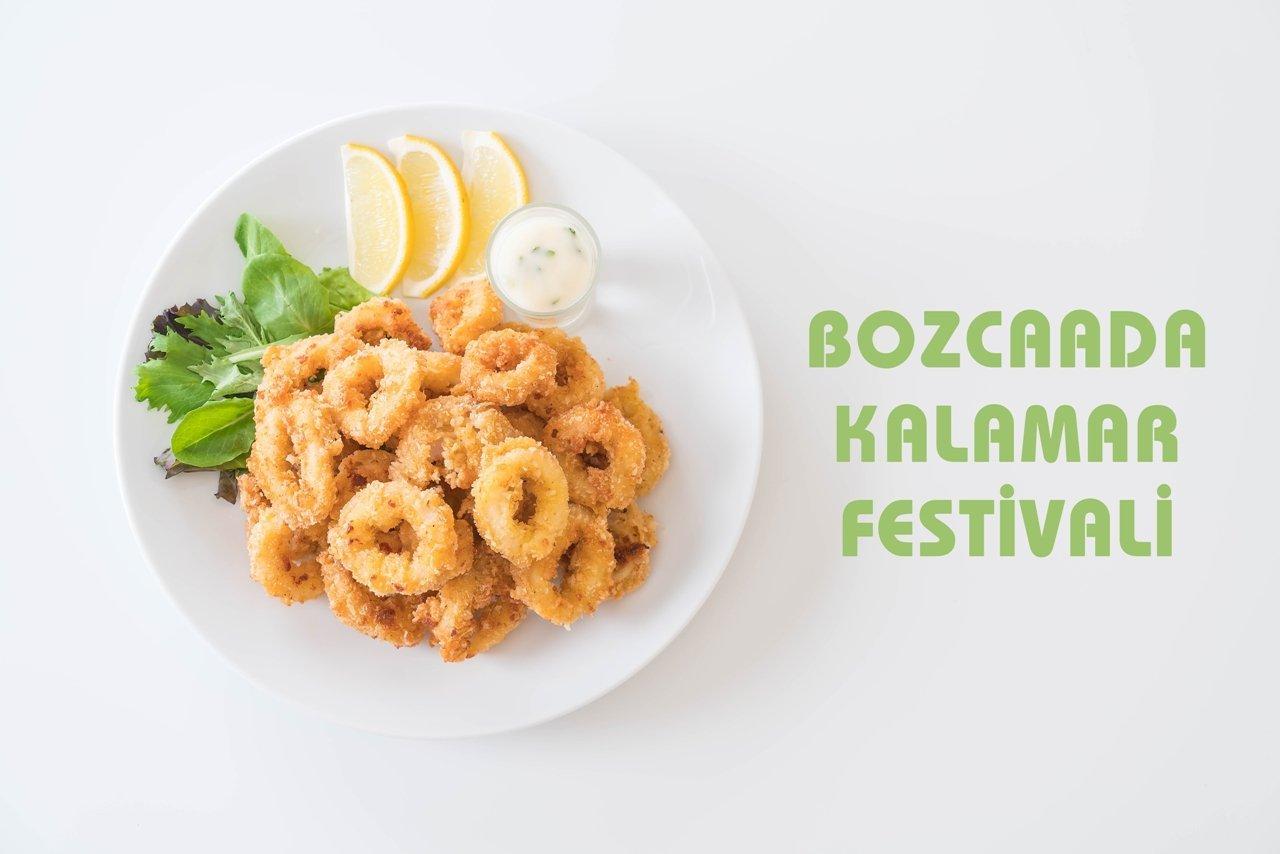 Bozcaada Kalamar Festivali 2020
