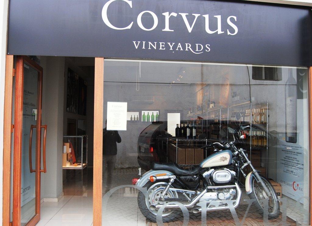 corvus sarap