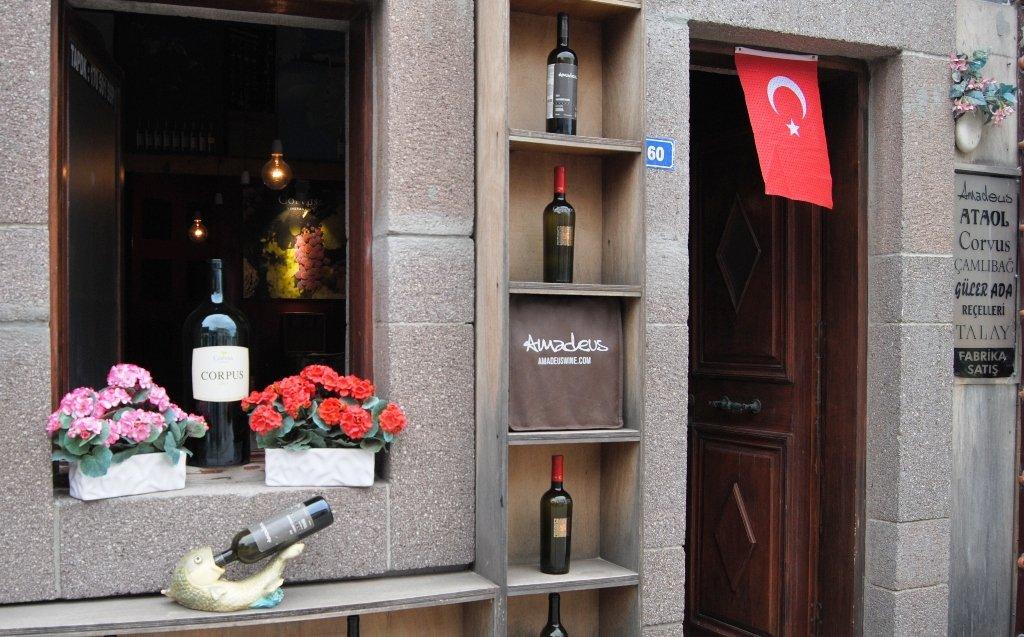 bozcaada şarap satış