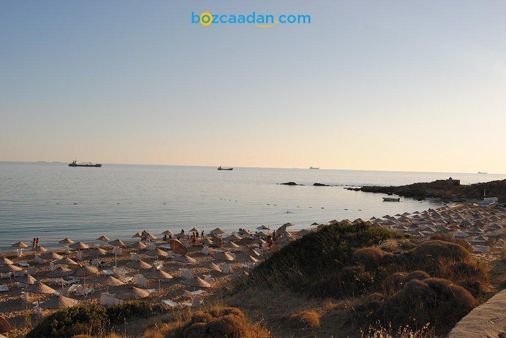 ayazma plajı bozcaada