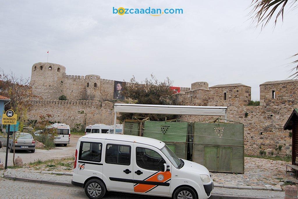 bozcaada minibüs