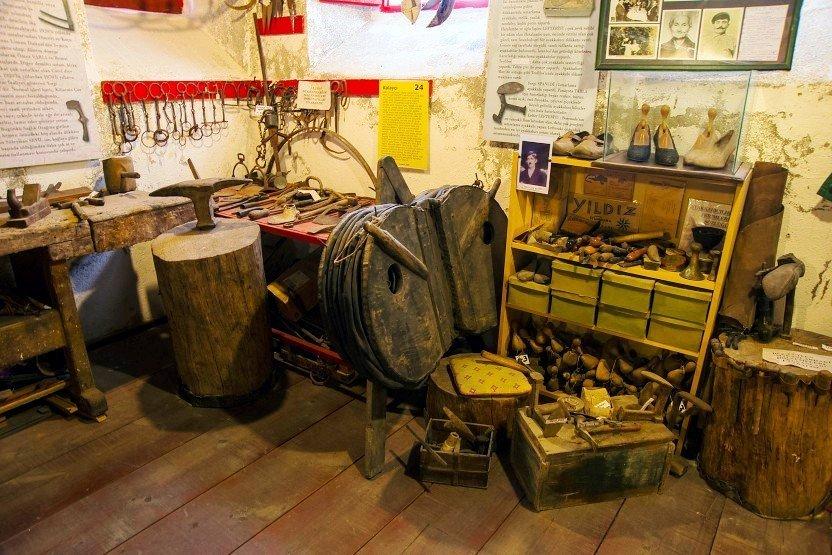 bozcaada müzesindeki eserler
